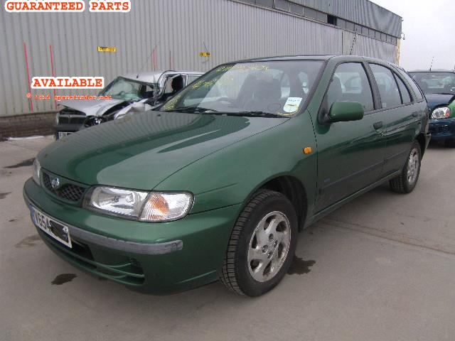 1999 NISSAN ALMERA INVITATION    Parts