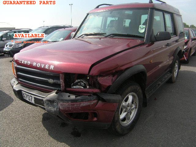 LAND ROVER DISCOVERY breakers, DISCOVERY  Parts