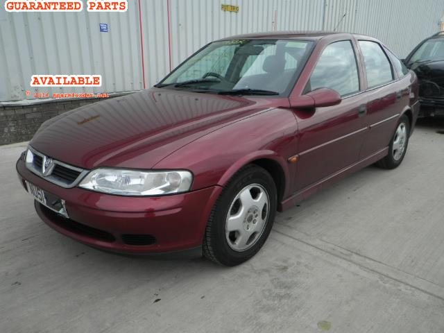 2002 VAUXHALL VECTRA CLUB    Parts