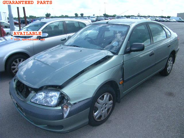 2001 TOYOTA AVENSIS GS    Parts