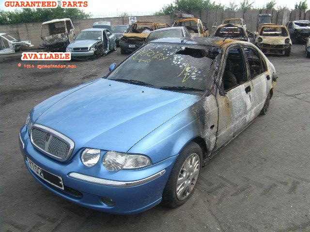 2002 ROVER 45 TD IMPRESSION    Parts