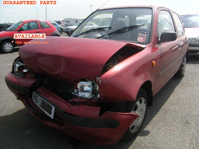 NISSAN MICRA breakers, MICRA VIBE Parts