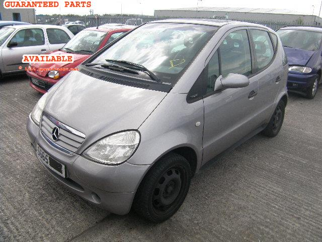 1999 MERCEDES A CLASS 140 AVANTGARDE    Parts