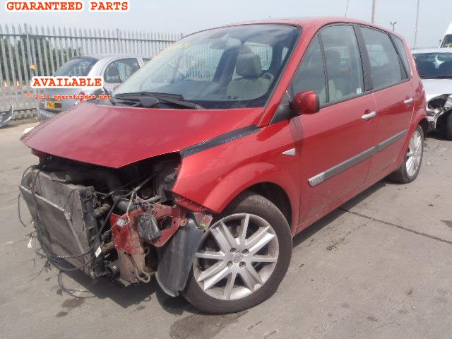 2004 RENAULT SCENIC PRIVILEGE    Parts