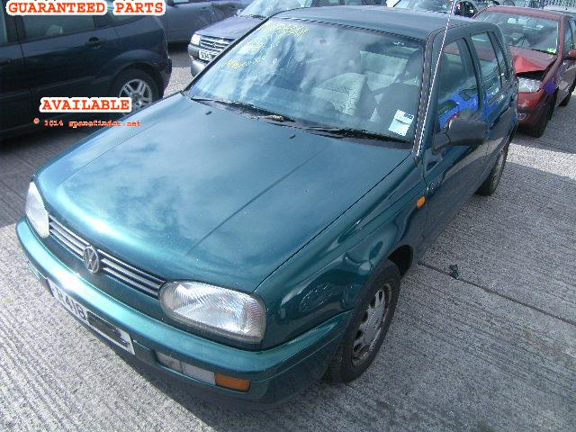 1997 VOLKSWAGEN GOLF CL TD    Parts