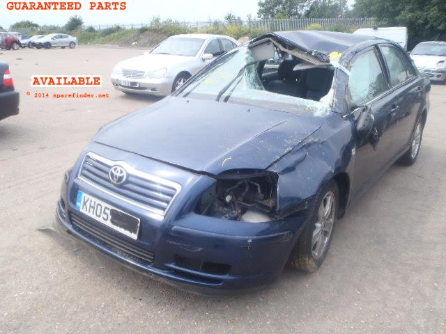 2005 TOYOTA AVENSIS T3    Parts