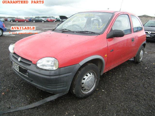 1996 VAUXHALL CORSA MERIT    Parts