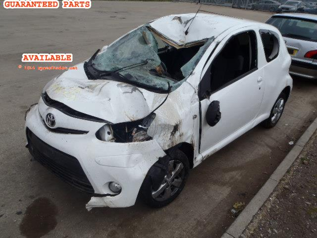 TOYOTA AYGO breakers, AYGO VVTI Parts