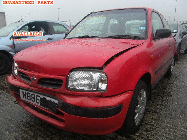 NISSAN MICRA breakers, MICRA GX Parts