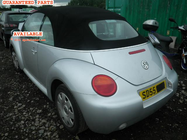 2005 Volkswagen Beetle Cabriolet Spare Car Parts Most Available