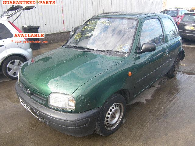 NISSAN MICRA breakers, MICRA SHAPE Parts