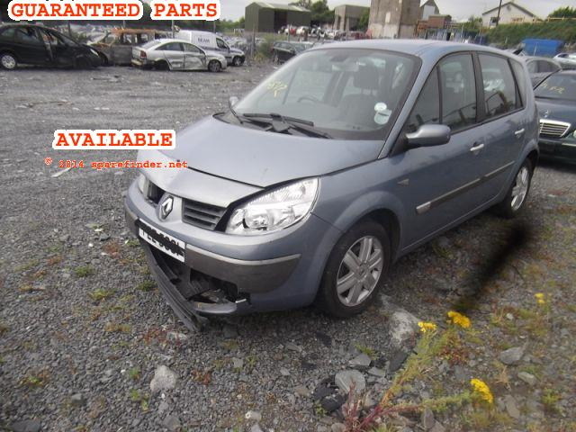 RENAULT SCENIC breakers, SCENIC DYNAMIQUE Parts