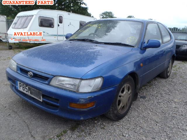 1997 TOYOTA COROLLA GS    Parts