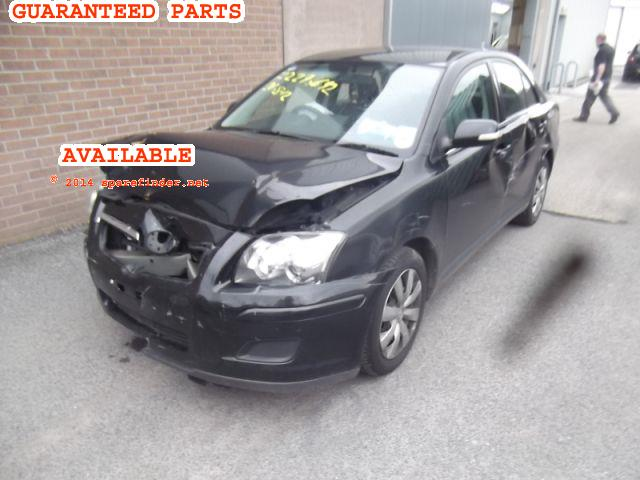 TOYOTA AVENSIS breakers, AVENSIS T2 Parts