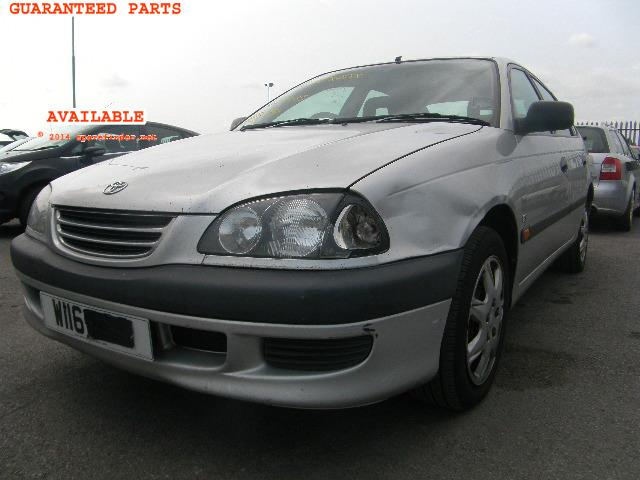 2000 TOYOTA AVENSIS GS    Parts