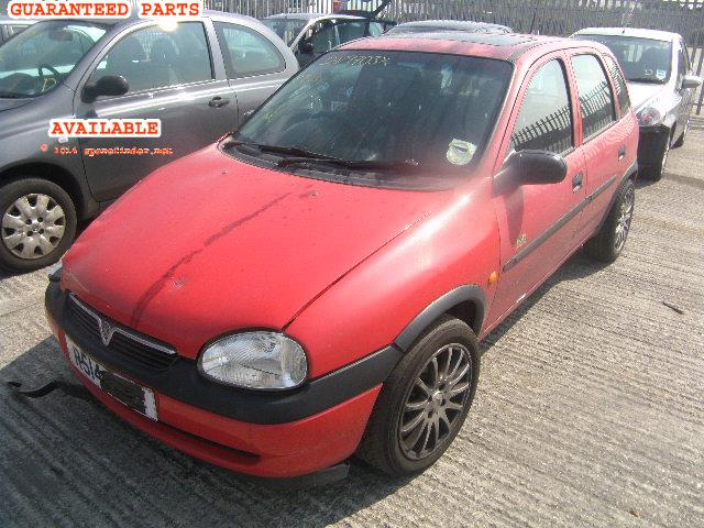 1997 VAUXHALL CORSA BREEZE    Parts
