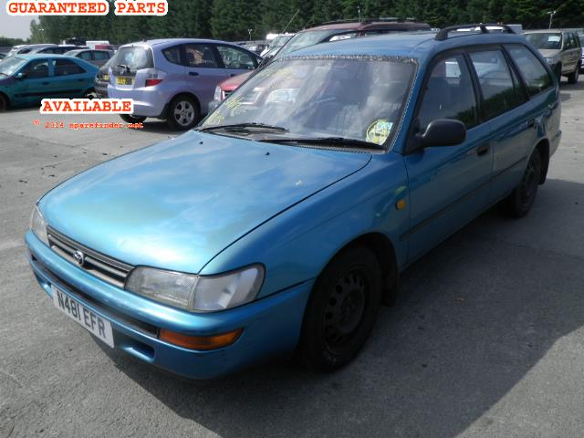 1995 TOYOTA COROLLA 2    Parts