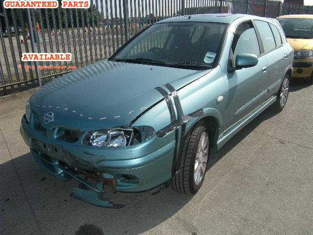 NISSAN ALMERA breakers, ALMERA TD Parts