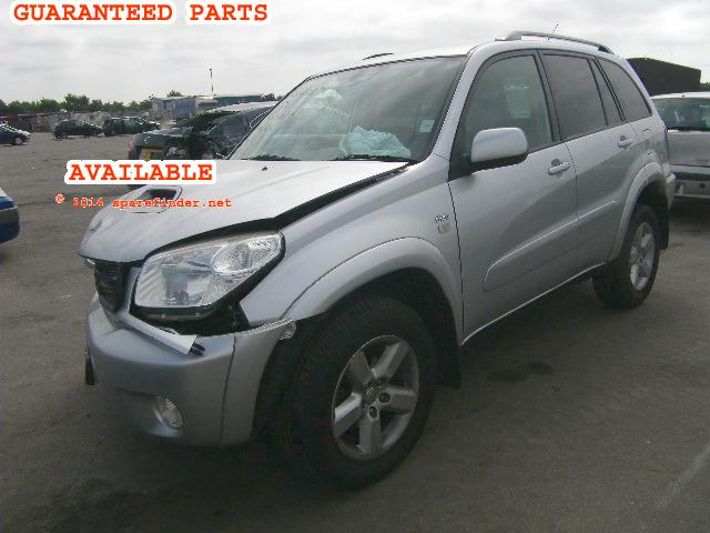 2005 TOYOTA RAV4 XT-R    Parts