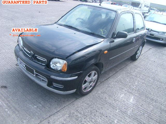 NISSAN MICRA breakers, MICRA S Parts