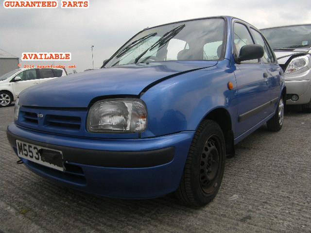 NISSAN MICRA breakers, MICRA LX Parts