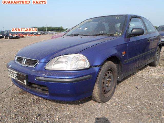 1998 HONDA CIVIC ILLUSION    Parts