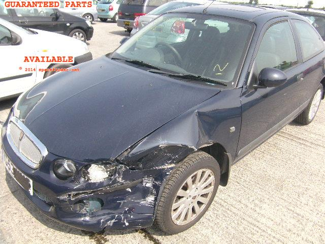 2003 ROVER 25 IMPRESSION    Parts
