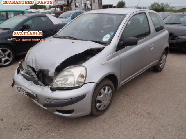 2003 TOYOTA YARIS T2    Parts