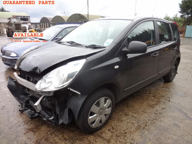 2009 NISSAN NOTE VISIA    Parts
