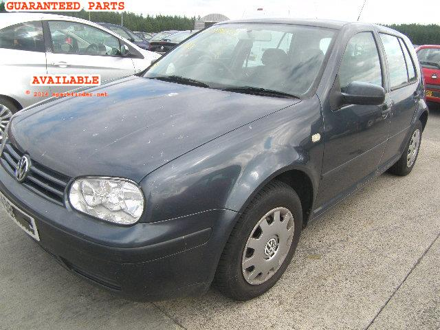 VOLKSWAGEN GOLF breakers, GOLF SE Parts