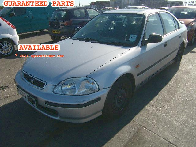 HONDA CIVIC breakers, CIVIC 1.5I Parts