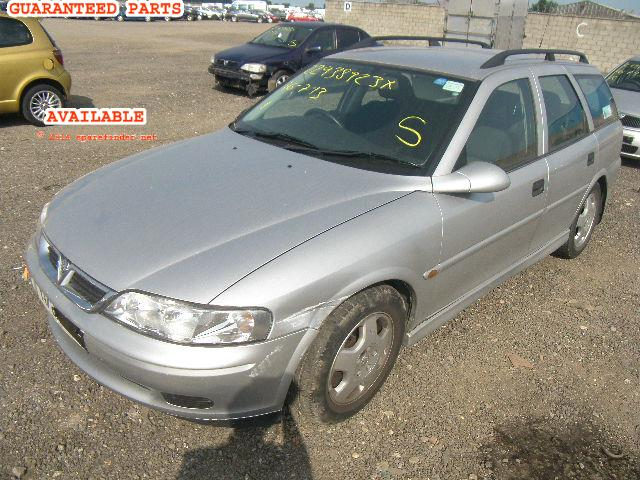 2001 VAUXHALL VECTRA CLUB    Parts