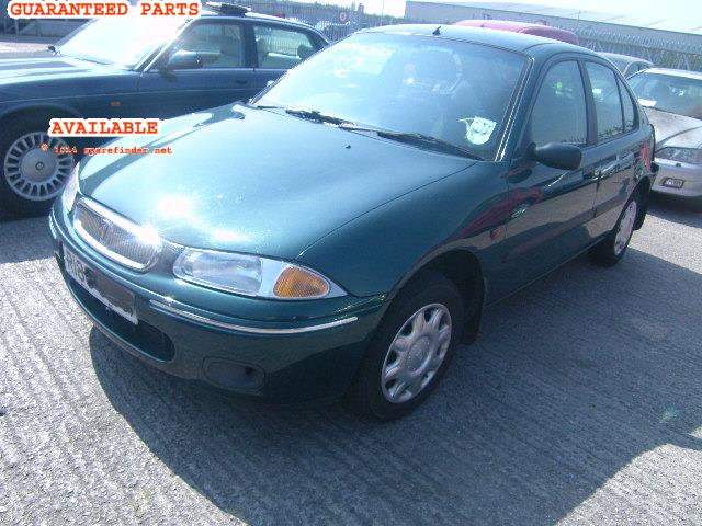 1998 ROVER 200 VE 214    Parts