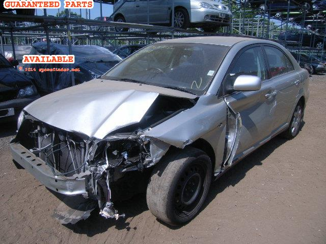 2005 TOYOTA AVENSIS CO    Parts