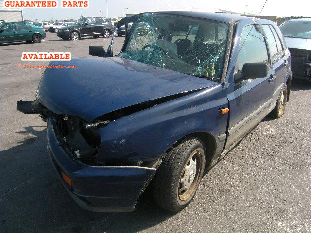 1996 VOLKSWAGEN GOLF CL DI    Parts