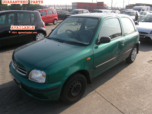 NISSAN MICRA breakers, MICRA CELEBRATION Parts