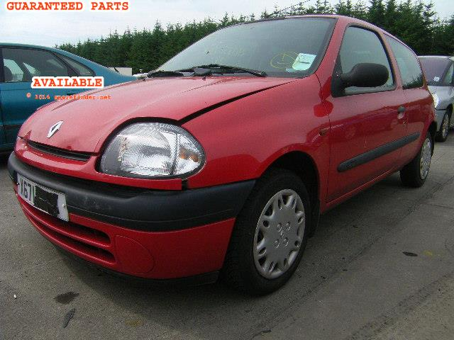 RENAULT CLIO breakers, CLIO GRANDE Parts