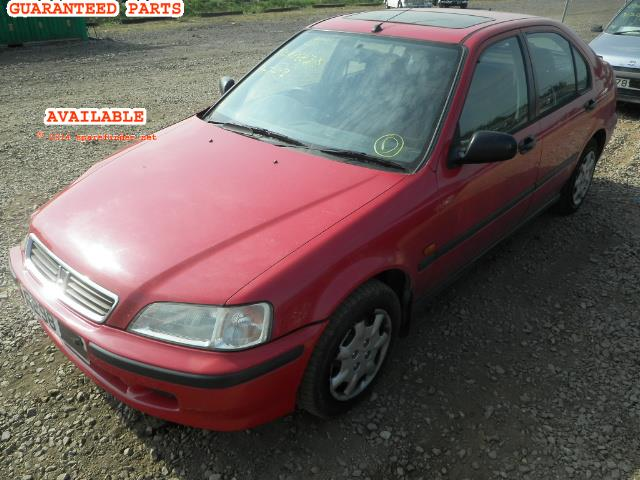 1997 HONDA CIVIC 1.4I    Parts