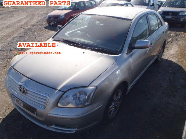 2003 TOYOTA AVENSIS T3    Parts