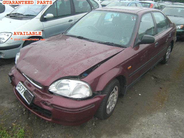 1996 HONDA CIVIC 1.5I    Parts