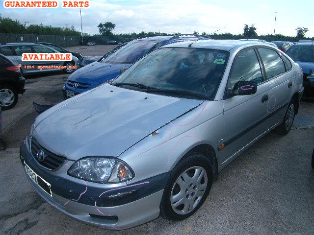 2002 TOYOTA AVENSIS GS    Parts