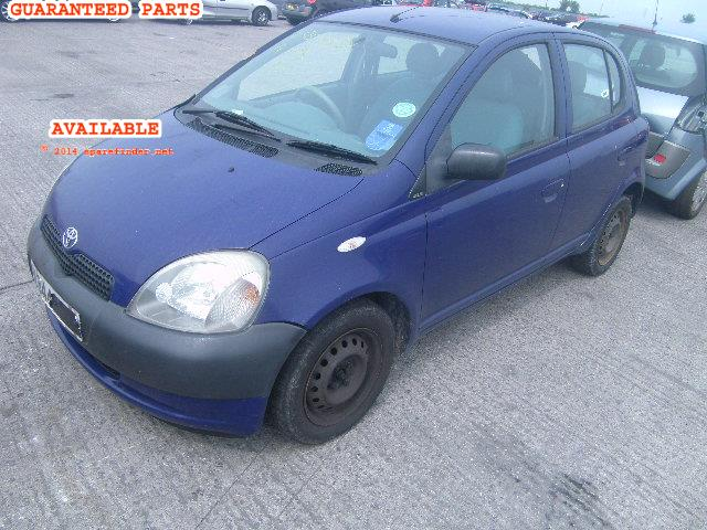 2000 TOYOTA YARIS GS    Parts