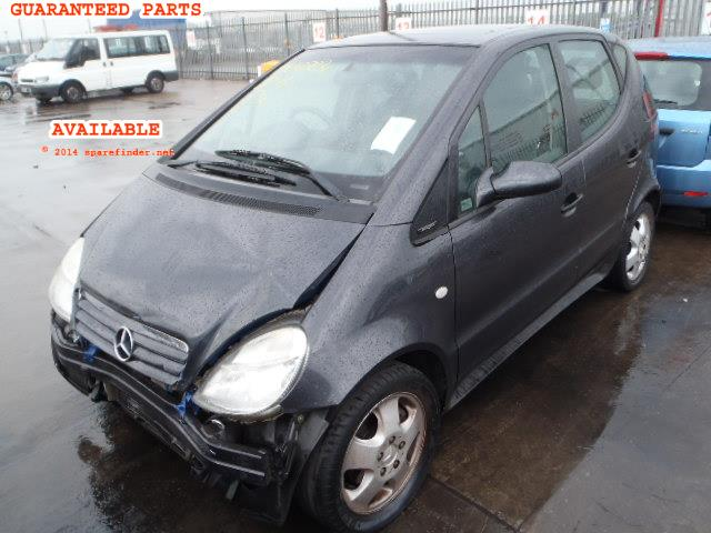 1999 MERCEDES A CLASS 160 AVANTGARDE    Parts