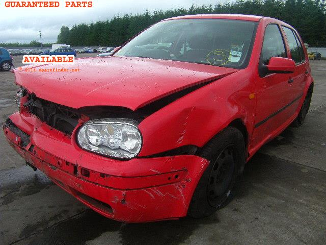 1999 VOLKSWAGEN GOLF S TDI    Parts