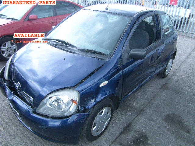 2002 TOYOTA YARIS GS F    Parts