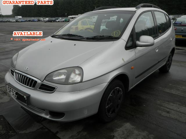 2003 DAEWOO TACUMA SE    Parts