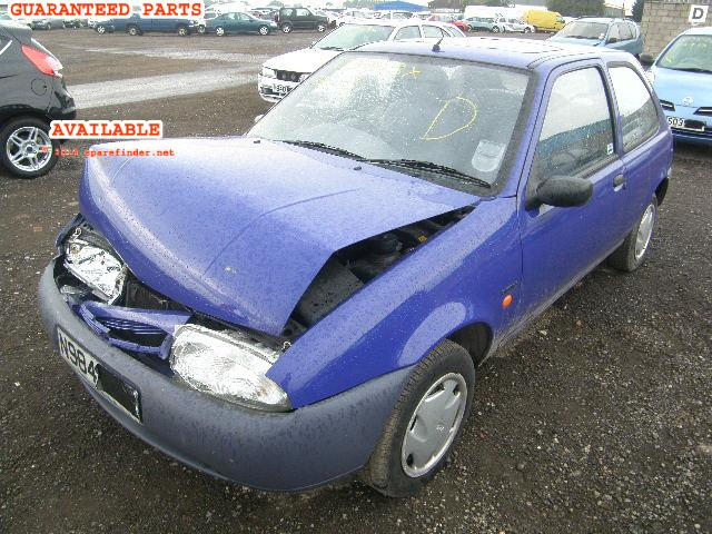 1995 FORD FIESTA ENCORE    Parts