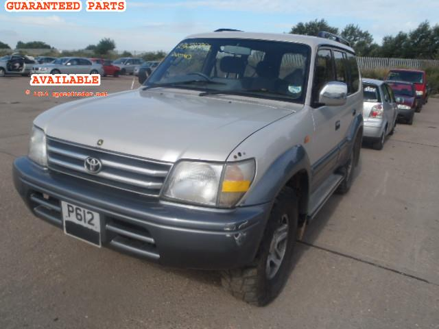 1996 TOYOTA LAND CRUISER     Parts