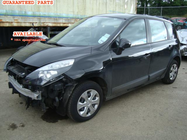 2010 RENAULT SCENIC EXPRESSION    Parts