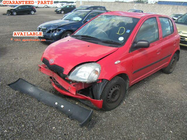 2003 TOYOTA YARIS GS    Parts